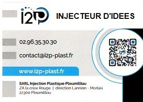 I.2.P ( injection plastique)